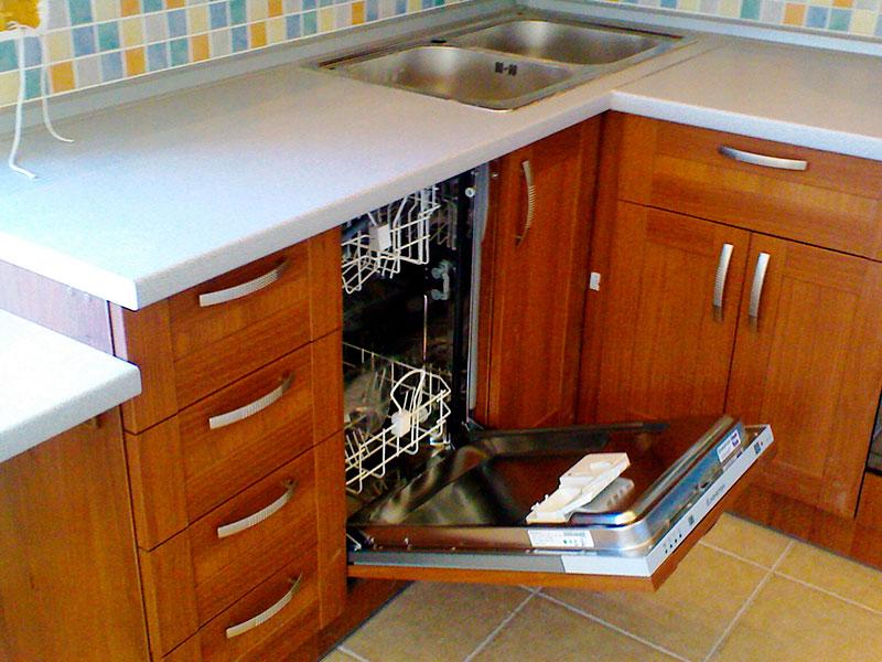 Подключение посудомоечной машины в Тюмени - Работа 5
